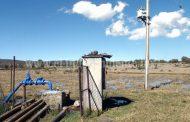 Señalan comuneros contaminación de perforación de agua potable