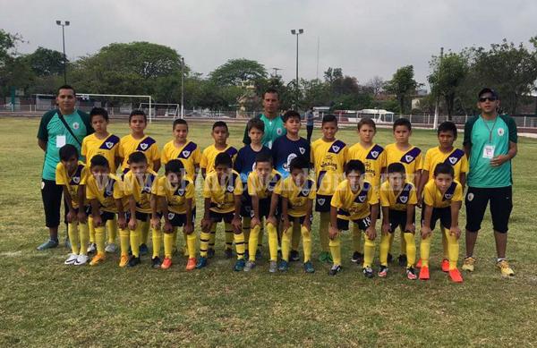 La Selección Zamora Sub 10 ganó sus dos primeros encuentros