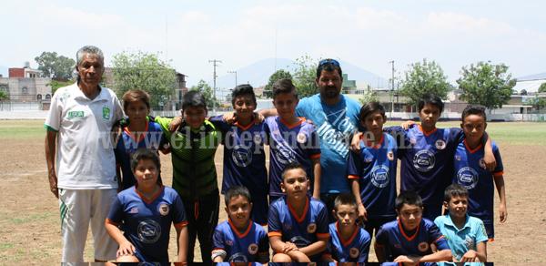Tangancícuaro derrotó a 20 de Nov. Salesianos por 5-0
