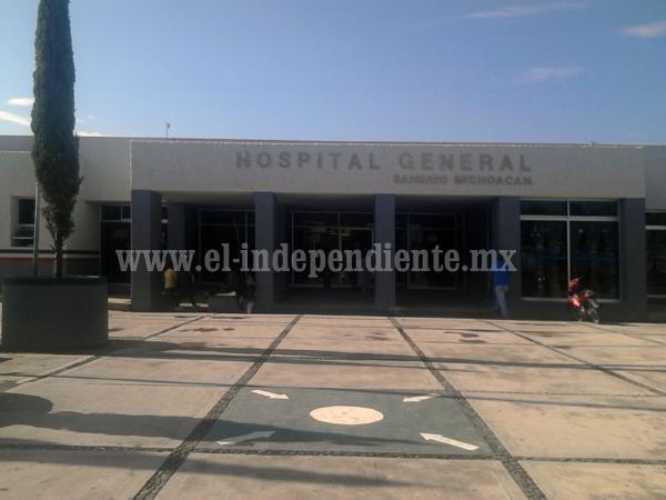Toman sindicalizados la dirección del hospital regional