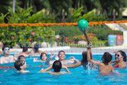 Zamora tendrá su Primer Torneo de Voleibol Acuático