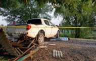 Ingeniero zamorano pierde la vida en aparatosa volcadura