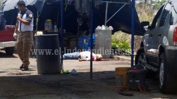 Matan a tiros al dueño de un autolavado, en Zamora