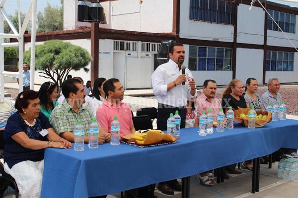 CECyTEM de Ixtlán tendrá mayor inversión en infraestructura