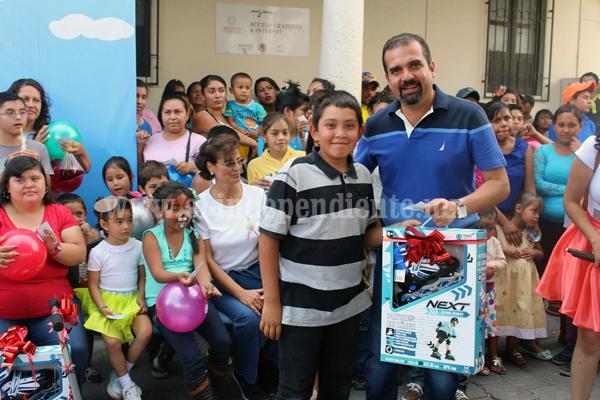 Ixtlán festejó a los niños en su Día