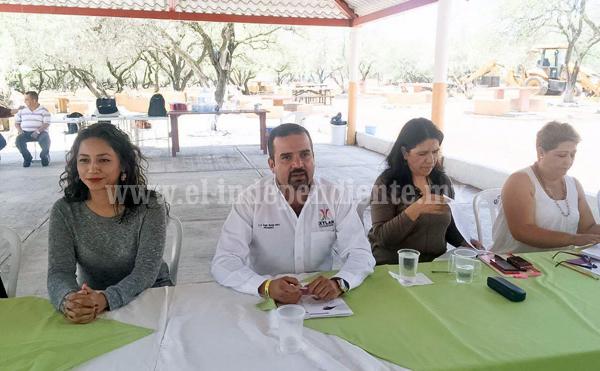 Ixtlán sede del encuentro de directores de casas de la cultura Lerma-Chapala