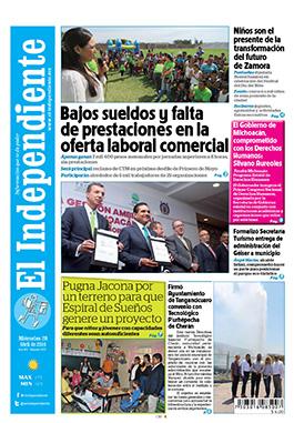 Periódico 20 de Abril de 2016