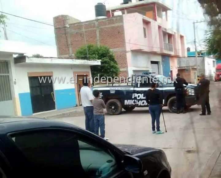 Con arma blanca privan de la vida a un homosexual en Zamora