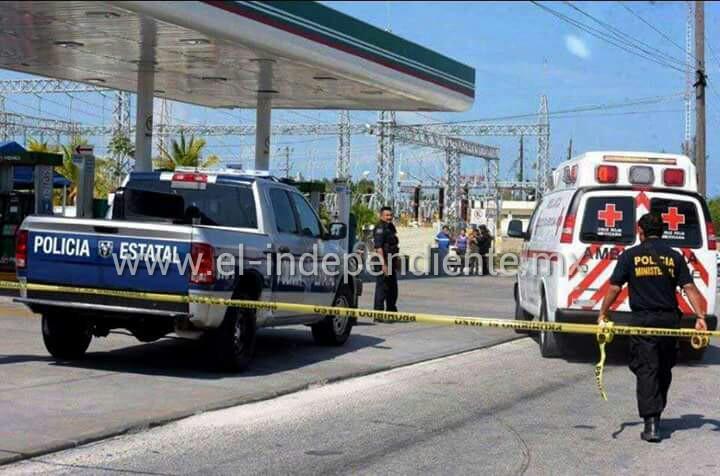 Ataque armado en Cancún deja dos muertos y da heridos