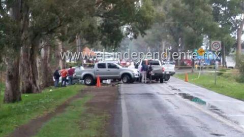 Abogada uruapanse muerta a tiros defendía a reos peligrosos, afirman fuentes policiales.