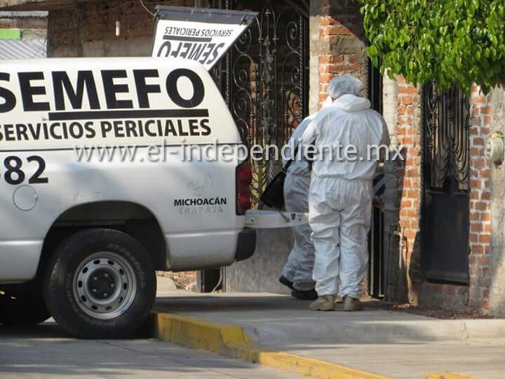 Acusado del homicidio de un joven de Zamora es detenido por la Policía Ministerial.