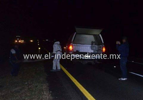 Hombre muere atropellado en Maravatío; el responsable se dio a la fuga