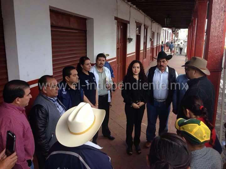 150 mujeres atendidas en Ministerio Público Itinerante en Villa Madero