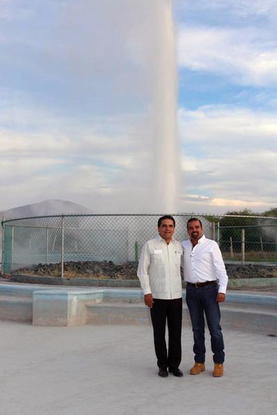 Ángel Macías  gestiona  35 mdp para 4 proyectos en Ixtlán
