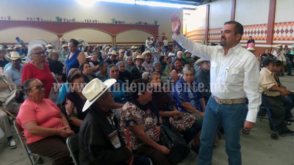 Arrancó programa Sí Alimenta en Ixtlán