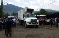 SSP recupera nueve vehículos retenidos en Chilchota