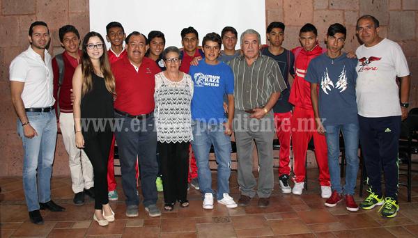 Mi compromiso de fomentar el deporte es para que los zamoranos tengan una vida más saludable; Alcalde Lugo