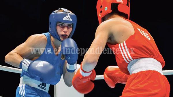 Sensacional función sabatina de box con peleas amateur y profesionales