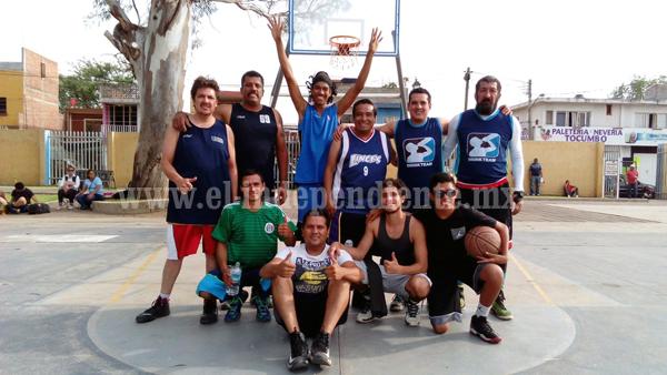 Convocan a jóvenes a participar en la Liga Juvenil de Basquetbol Jacona