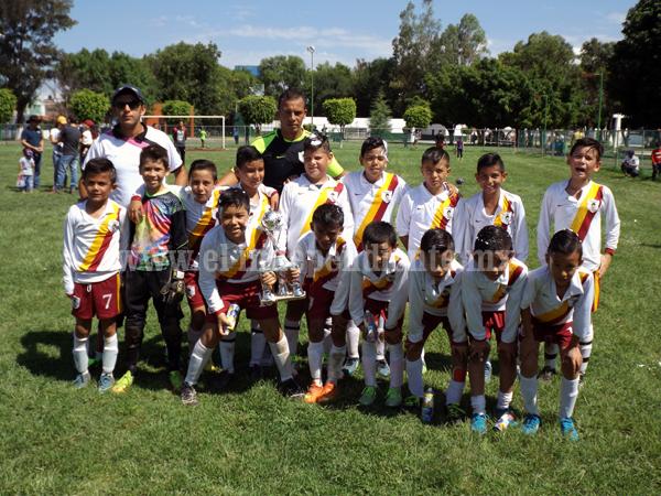 El Carmen ganó el Torneo de Copa Categoria Pony
