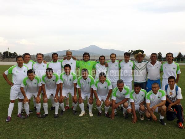 Chilchota derrotó en penales a Campestre en Copa