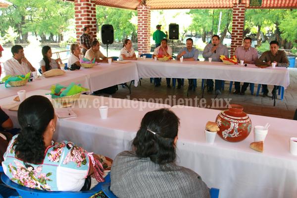 Buscan organizar a cocineras tradicionales de la región