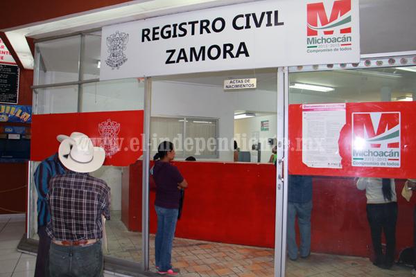 No hay fecha para arranque de matrimonios igualitarios en Registro Civil