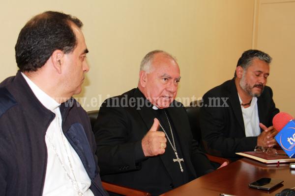 Justifica obispo demolición de los 3 consultorios junto a Centro de Salud