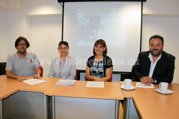 """Protegerán salud de 400 empleados de """"zona de tolerancia"""" en Avenida Juárez"""