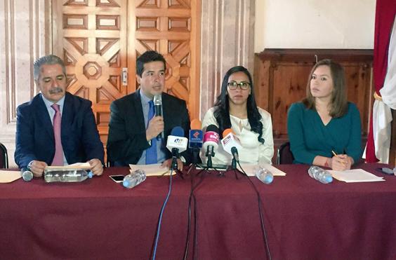 Anuncian foro de sensibilización y promoción de los derechos humanos para funcionarios municipales