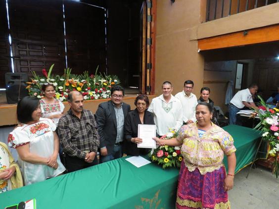 Entregan más de 170 mil pesos en premios en Concurso Regional de la Meseta Purépecha