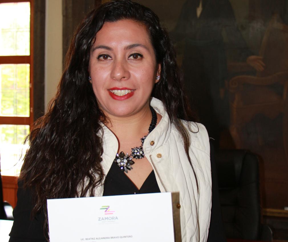 Cambian a titular de Comunicación Social en Ayuntamiento Zamora