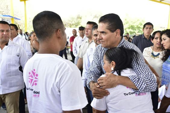No vamos a dejar ninguna localidad sola en Tierra Caliente: Silvano Aureoles