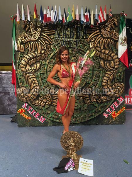 Karina Álvarez representará a México en el Mr. Universo