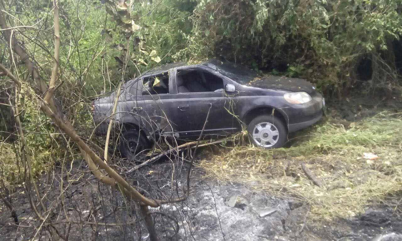 Vecinos frustran robo de auto en la Justo Mendoza