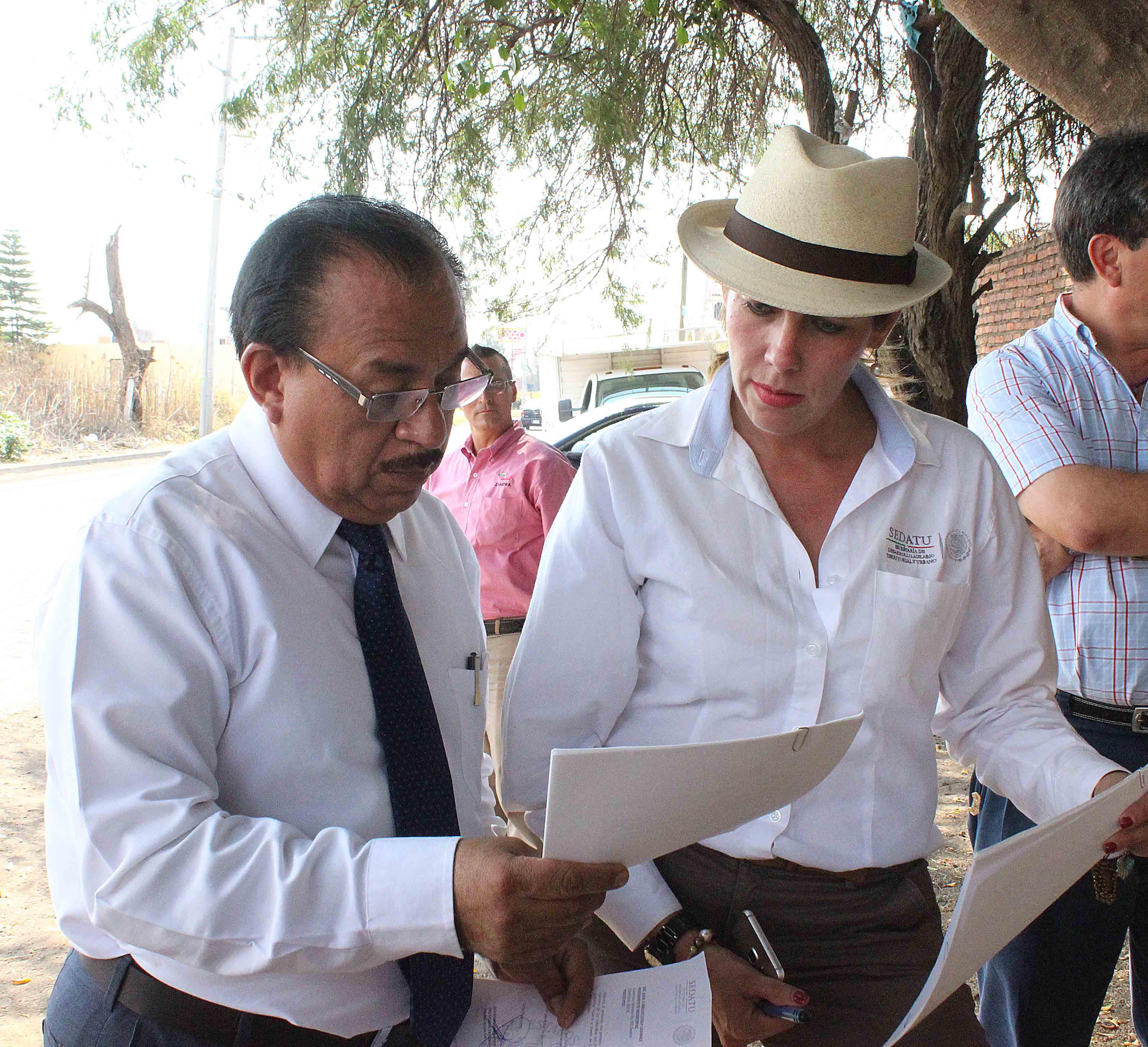 Realizan diagnóstico de áreas de uso común de Prados de Valencia y Linda Vista