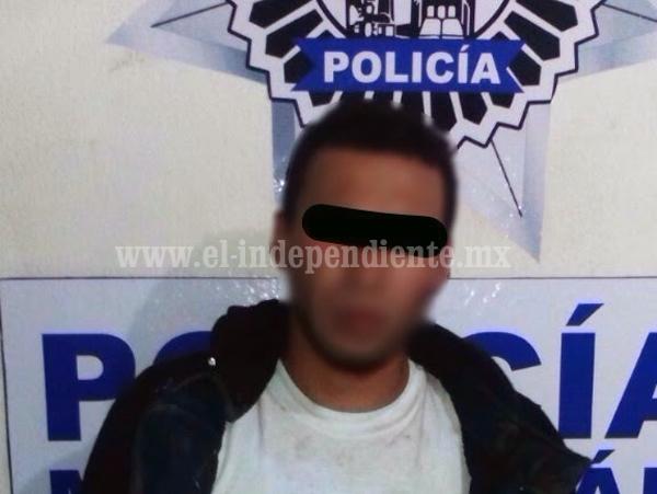 Policía Michoacán asegura arsenal y detiene a tres sujetos en Sahuayo