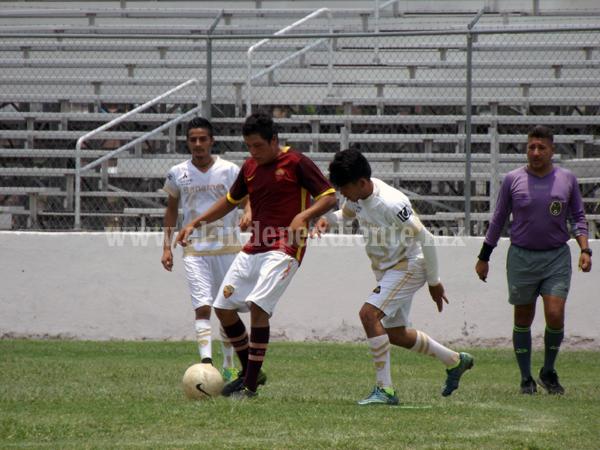San Vicente cayó ante Esperanzas de Romero 2-5