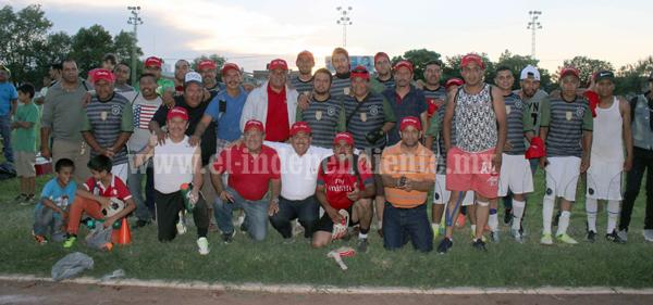 Concluyó con éxito Torneo Interno del ayuntamiento de Zamora