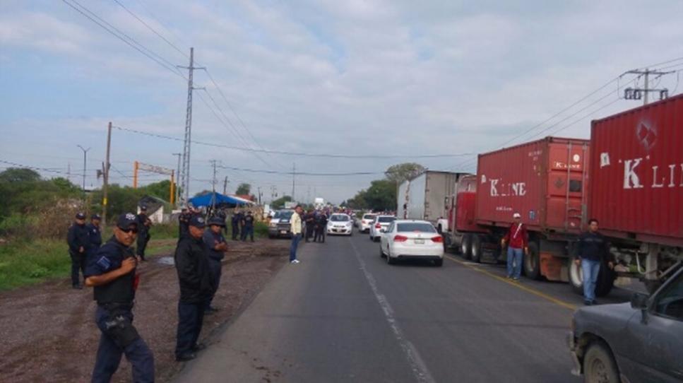 Despliega SSP operativo en la entidad ante manifestaciones de la CNTE