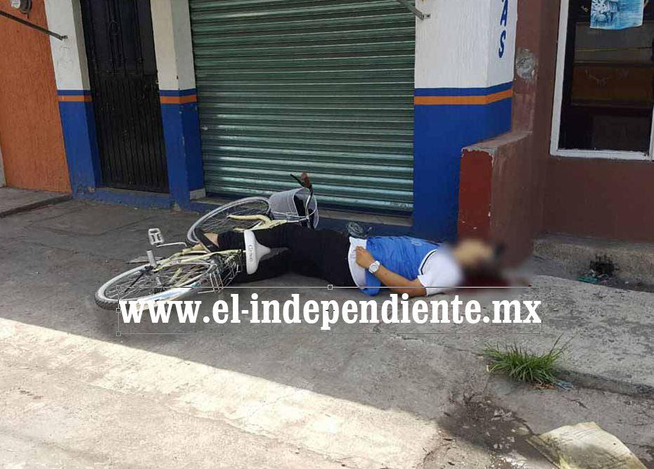 Joven ciclista es asesinado en Zamora