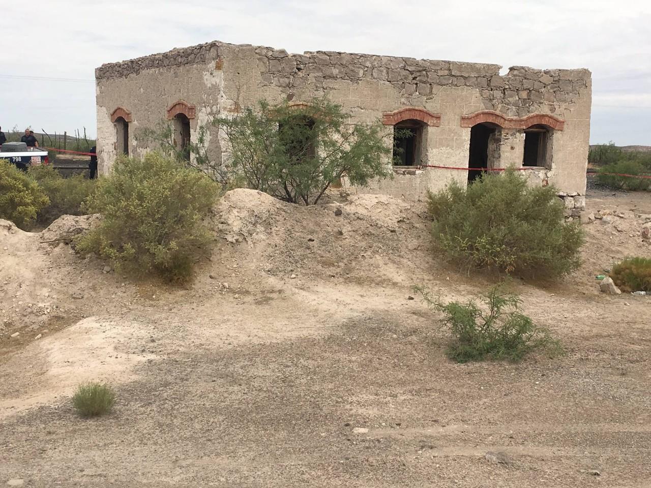Encuentran cadáver en las ruinas de las oficinas de Telégrafos y Ferrocarril