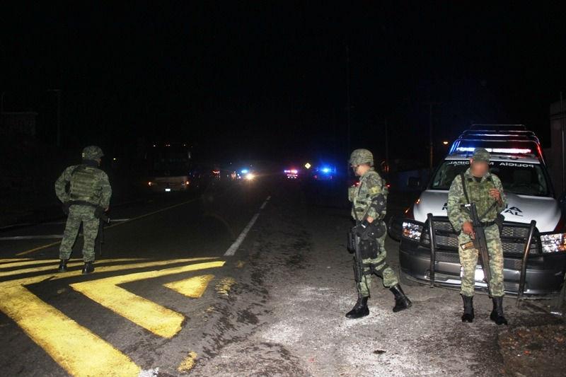 Asalta una gasolinera y protagoniza persecución y balacera, es detenido