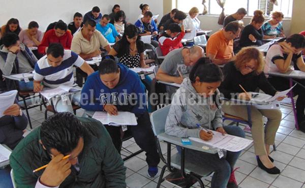 El Cobaem combate el rezago educativo en Michoacán