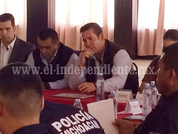 Inteligencia Policial, eje rector de la SSP