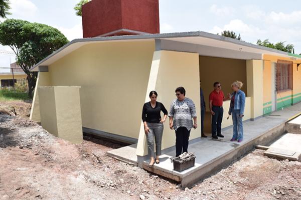 Se fortalece la infraestructura educativa de Jiquilpan
