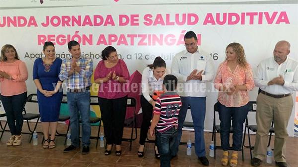 """Inauguran la Segunda Jornada de Salud Auditiva """"Ponte Oreja"""""""