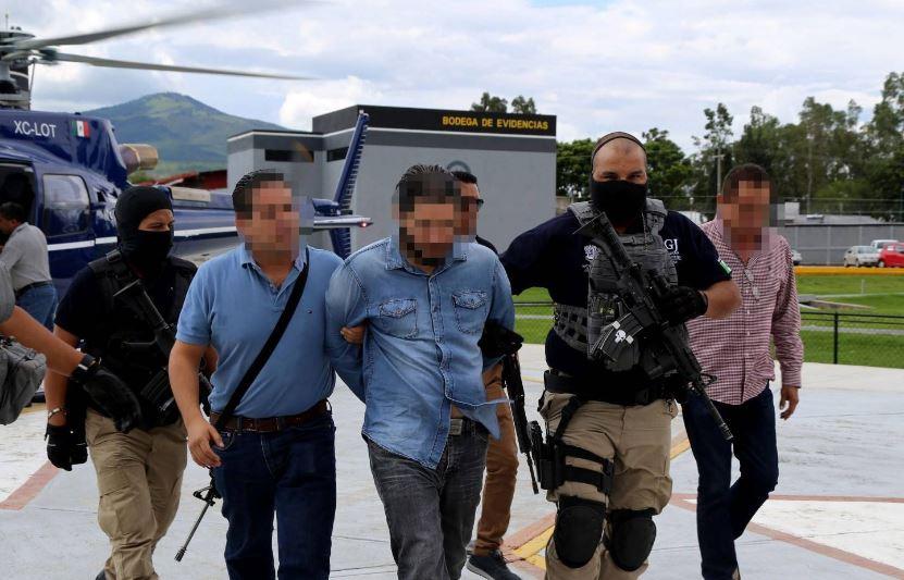 Captura PGJE a presunto líder de banda de secuestradores; operaba en la región Centro-Occidente