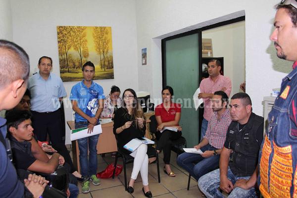 Recibe apoyo CORAZA para organizar su primera carrera atlética en Zamora