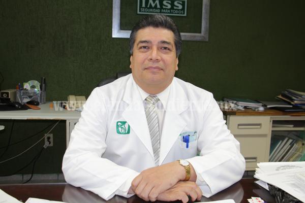 -En Zamora Delegado del IMSS presentará  su tercer informe de labores 2015-2016